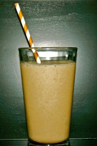 Refreshing and healthy, this smoothie just might keep you away from that last piece of pie.