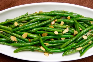 Better than the green beans almondine served at most weddings in the 80's!