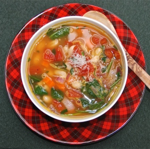 Be sure to use the lemon juice in this soup....makes all the difference!
