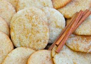 Soft, cinnamon snickerdoodles...you can't help but like therse!
