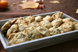 Top with Maldon Sea Salt Flakes for the ultimate in Chocolate Chip Cookies!