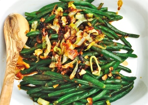 Another way with green beans!