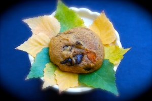 This is a moist, cake cookie with plenty of pumpkin flavor!